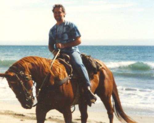 Big Sur Horseback
